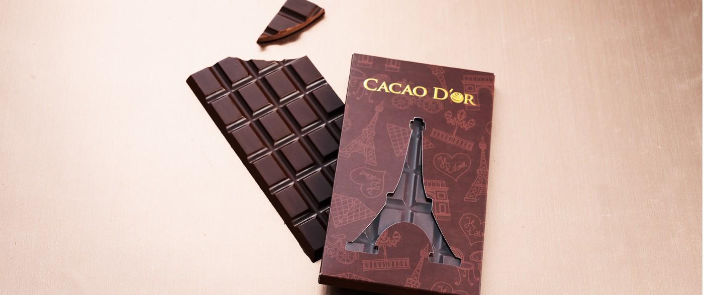 板狀黑巧克力