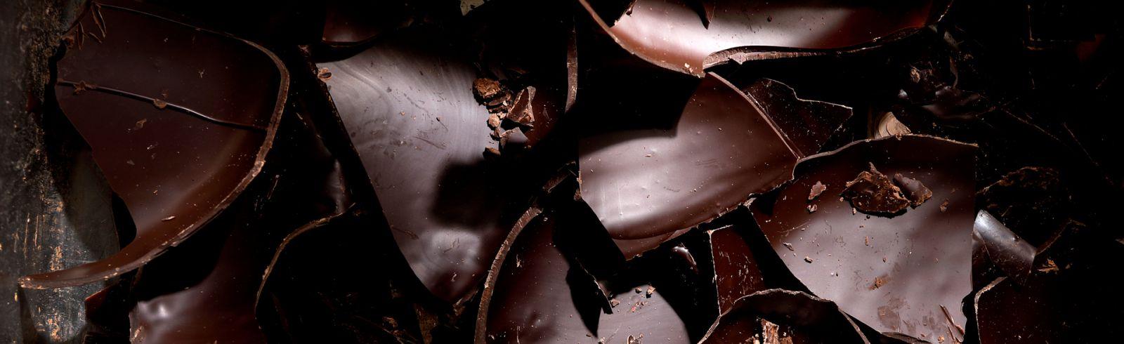 手工巧克力橫幅